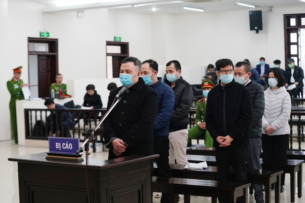 'Trùm' Liên Kết Việt Lê Xuân Giang nhận án tù chung thân