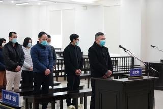 """""""Trùm"""" Liên Kết Việt Lê Xuân Giang nhận án tù chung thân"""