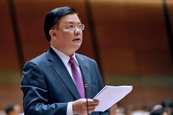 Đếm từng ngày đến 31/12, Bộ trưởng Tài chính 'thở phào nhẹ nhõm'