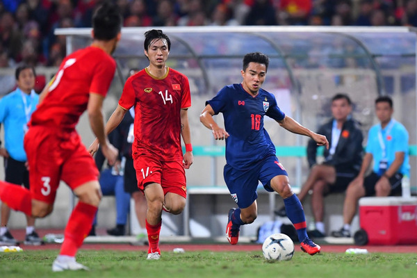 """Chanathip: """"Thái Lan rất khó dự World Cup 2022"""""""