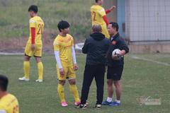 Thầy Park gặp riêng Công Phượng trước trận tái đấu U22 Việt Nam