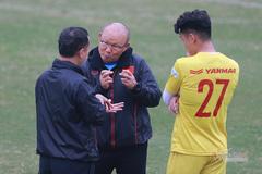 """Tuyển Việt Nam đấu U22 Việt Nam: Những """"lấn cấn"""" của thầy Park"""