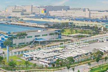 Kinh tế Bắc Ninh tăng trưởng bất chấp dịch Covid-19