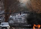 Hình ảnh tan hoang sau vụ nổ rúng động nước Mỹ ngày Giáng sinh