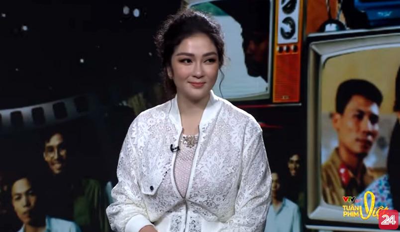 Nguyễn Thị Huyền bị zona thần kinh vẫn cố gắng diễn cảnh nóng trên phim