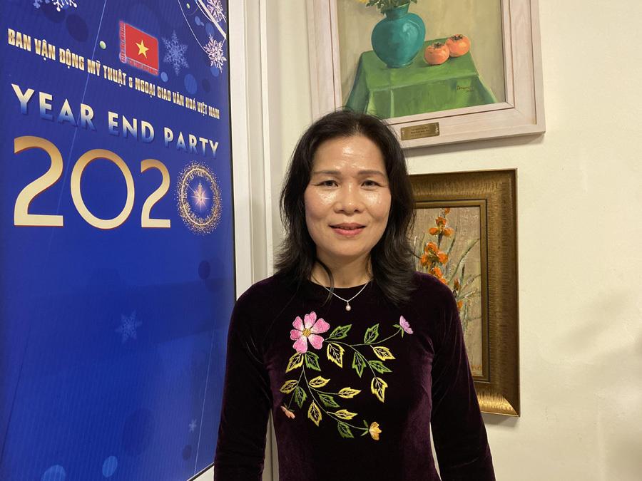 Nữ Đại sứ Việt Nam với cảm giác cả châu Âu bị ngưng đọng