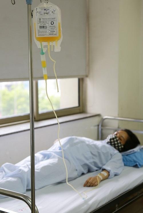 Nhiều bệnh nhân thoát 'án tử' nhờ được truyền tiểu cầu