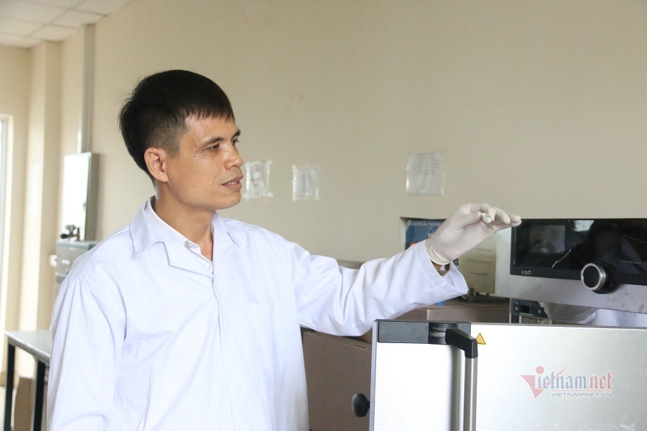 Thầy giáo trường huyện liên tiếp có bài báo khoa học quốc tế