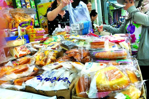 'Bánh nội địa' nhập hay hàng lậu kém chất lượng?