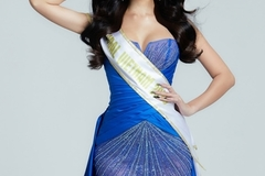 Bich Tram represents Vietnam at Miss Global 2021