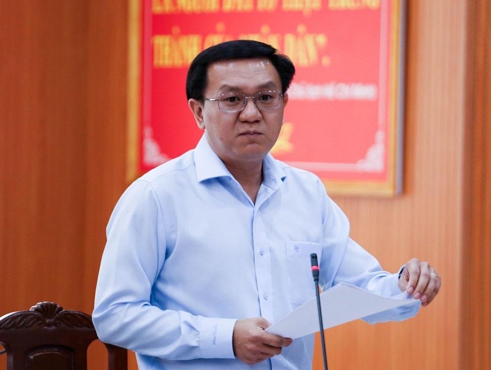 Bí thư Nguyễn Văn Nên: Sắp xếp bộ máy ở TP Thủ Đức phải hạn chế thiệt thòi cho cán bộ