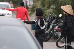 Vé chợ đen trận tuyển Việt Nam đấu U22 tại Phú Thọ tăng nhanh
