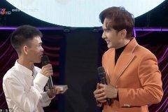 Đan Trường song ca 'Tình khúc vàng' với chàng trai chăn bò trên VTV