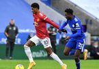 Xem video bàn thắng Leicester 2-2 MU
