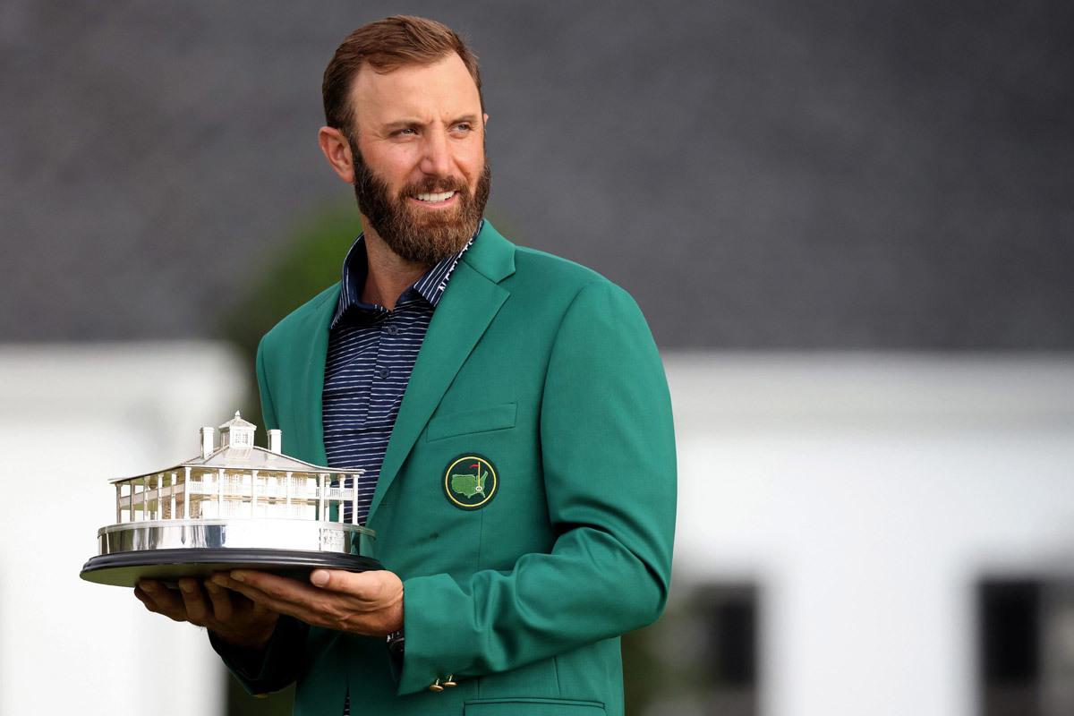 Dustin Johnson: Siêu anh hùng trong thế giới golf