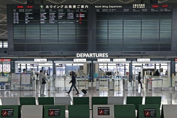 Nhật Bản cấm nhập cảnh từ tất cả các nước