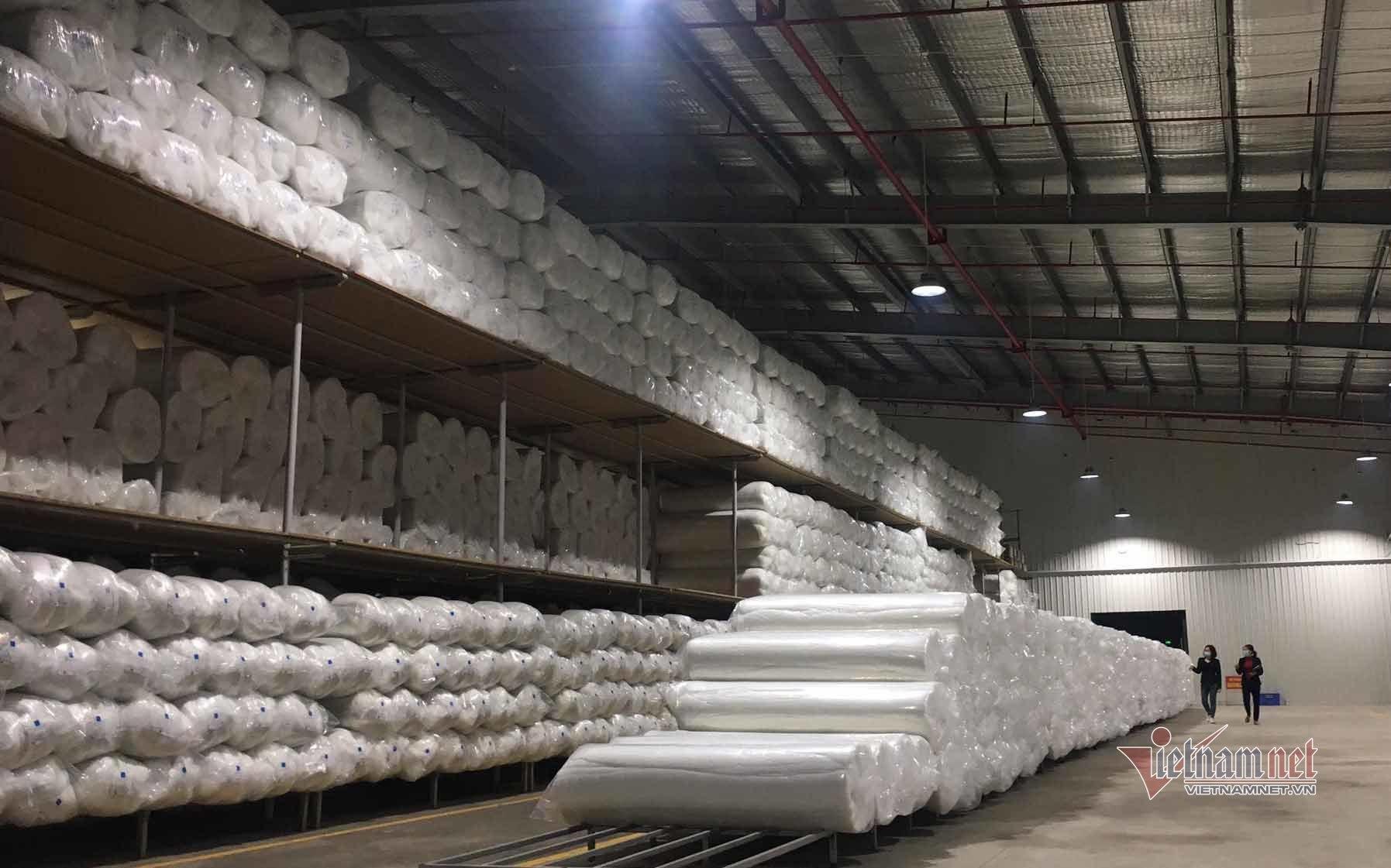 Cần xây dựng thương hiệu Việt cho CNHT dệt may