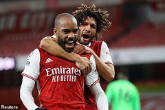 Xem video bàn thắng Arsenal 3-1 Chelsea