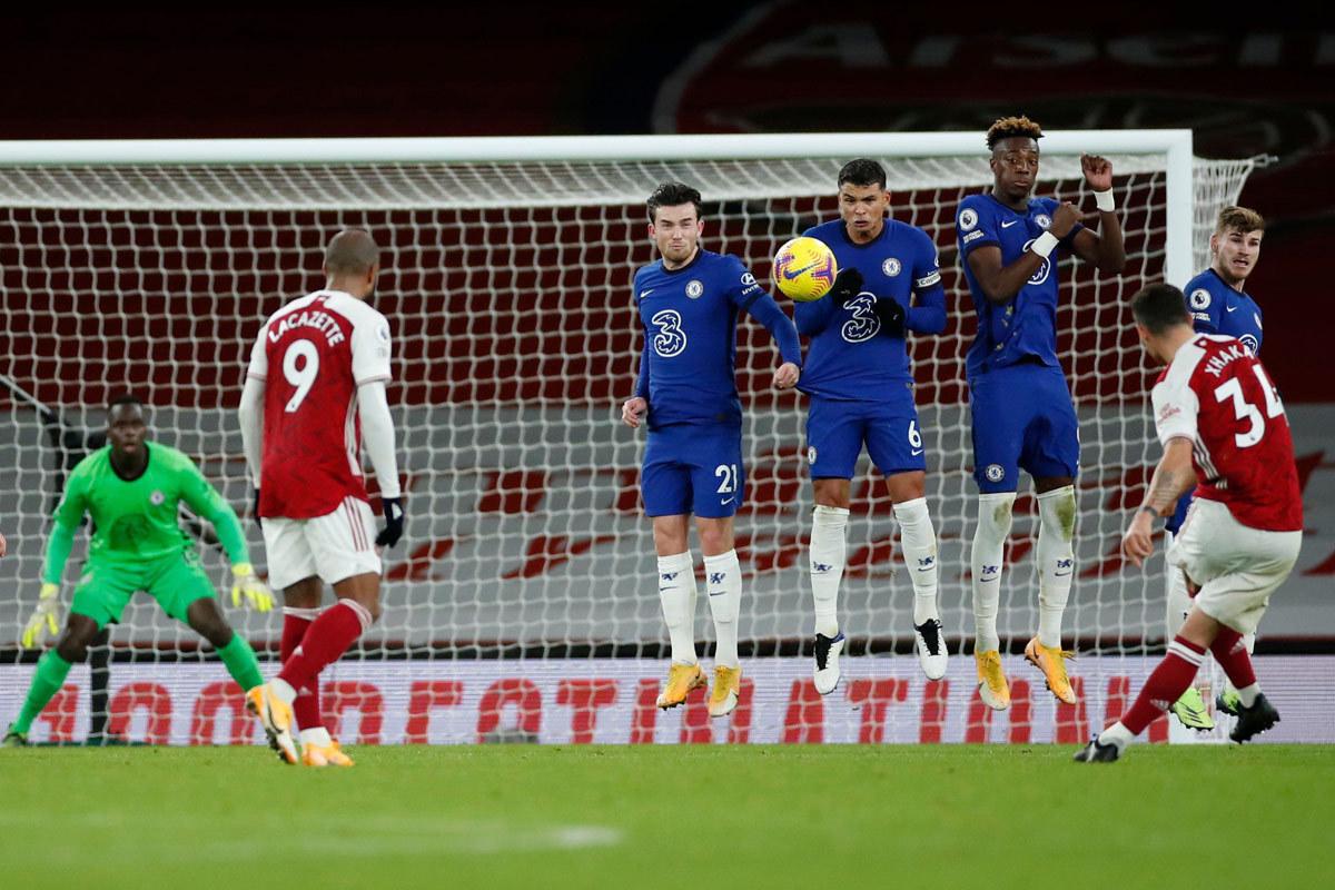 Chelsea thua thảm Arsenal: Khi Lampard né trách nhiệm