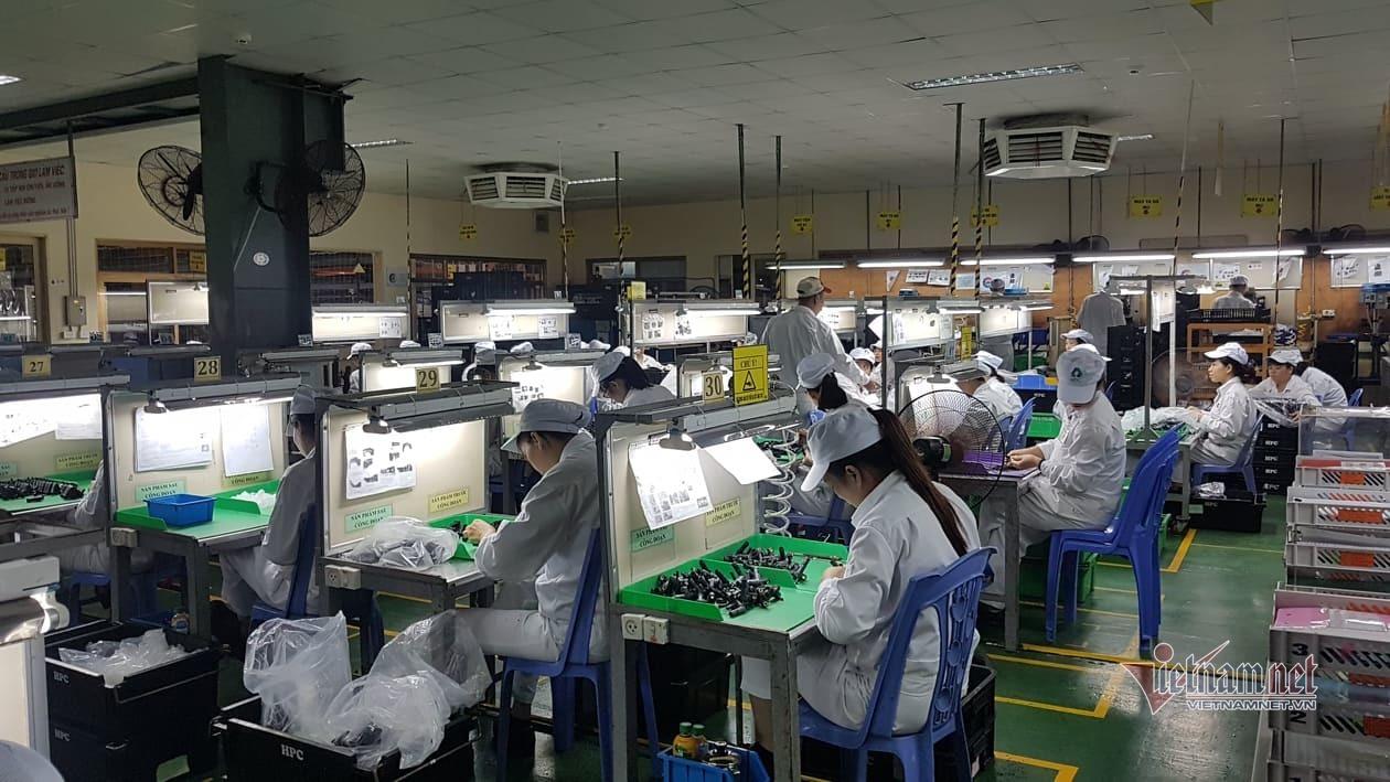 Doanh nghiệp công nghiệp chế tạo xoay xở để không phải đóng cửa