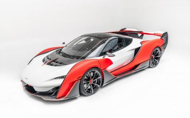 Cận cảnh McLaren Sabre bản giới hạn chỉ 15 chiếc