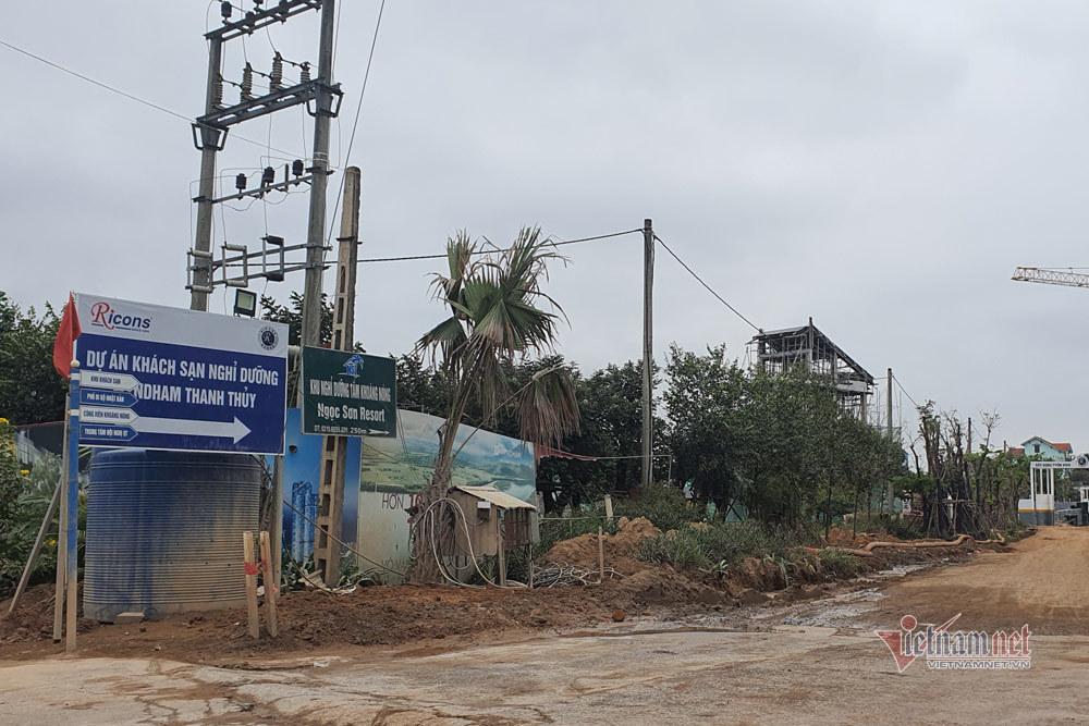 """Khoáng nóng Thanh Thủy bị """"dùng chùa"""", Bộ TN&MT chỉ đạo kiểm tra"""