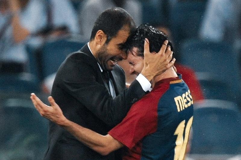 Messi ca ngợi Pep Guardiola giữa tin đồn đến Man City