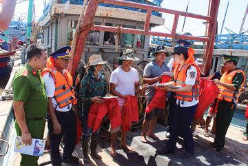 Nỗ lực đưa Luật Cảnh sát biển Việt Nam lan tỏa, góp phần bảo vệ chủ quyền