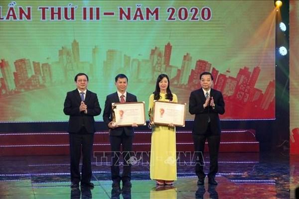 Twenty initiatives for community honoured
