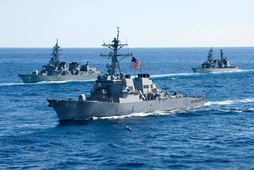 East Sea 2020: The US adjusts its policy, Southeast Asia gets tough with China