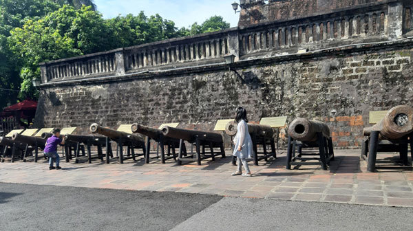 Museum teaches students Vietnam's glorious and heroic history