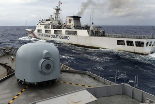 China increases activities to monopolize East Sea