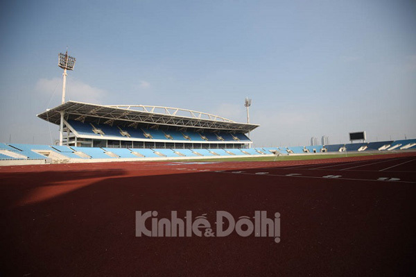 Hanoi's stadium listed in top five of best stadiums in Southeast Asia