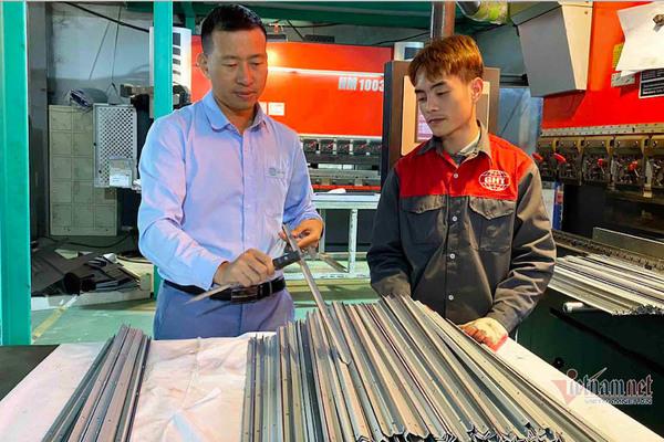 GHT Việt Nam đặt mục tiêu bước vào chuỗi cung ứng của Samsung, Vinfast
