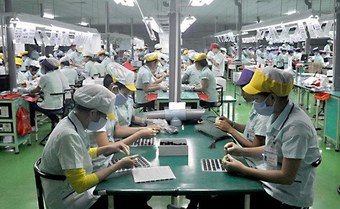 Doanh nghiệp điện tử: Không bị đứt gãy nguồn cung nặng nề