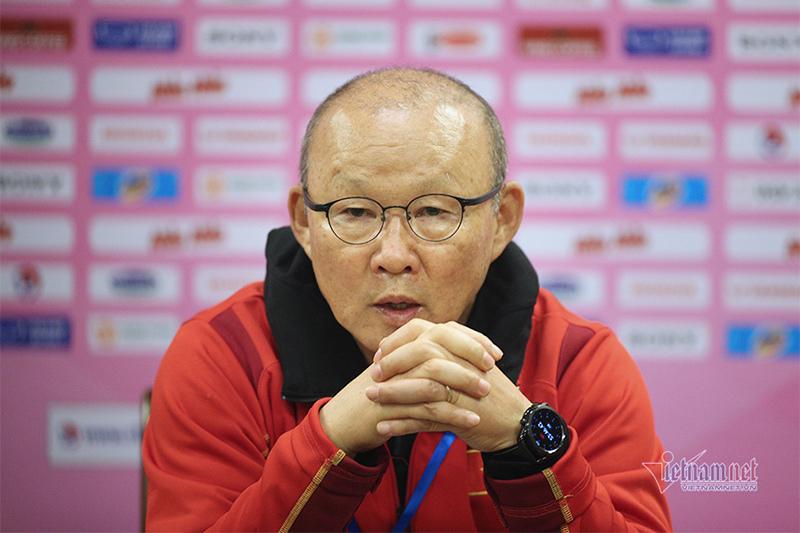 HLV Park Hang Seo: 'Việt Nam không có ai hay hơn Công Phượng'