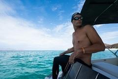 Kỳ tích bơi lặn hàng trăm mét chỉ với một lần lấy hơi