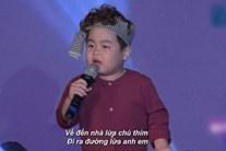 Shock toàn tập với lời rap 'lừa anh em' của thí sinh 5 tuổi trong 'Rap Kids'