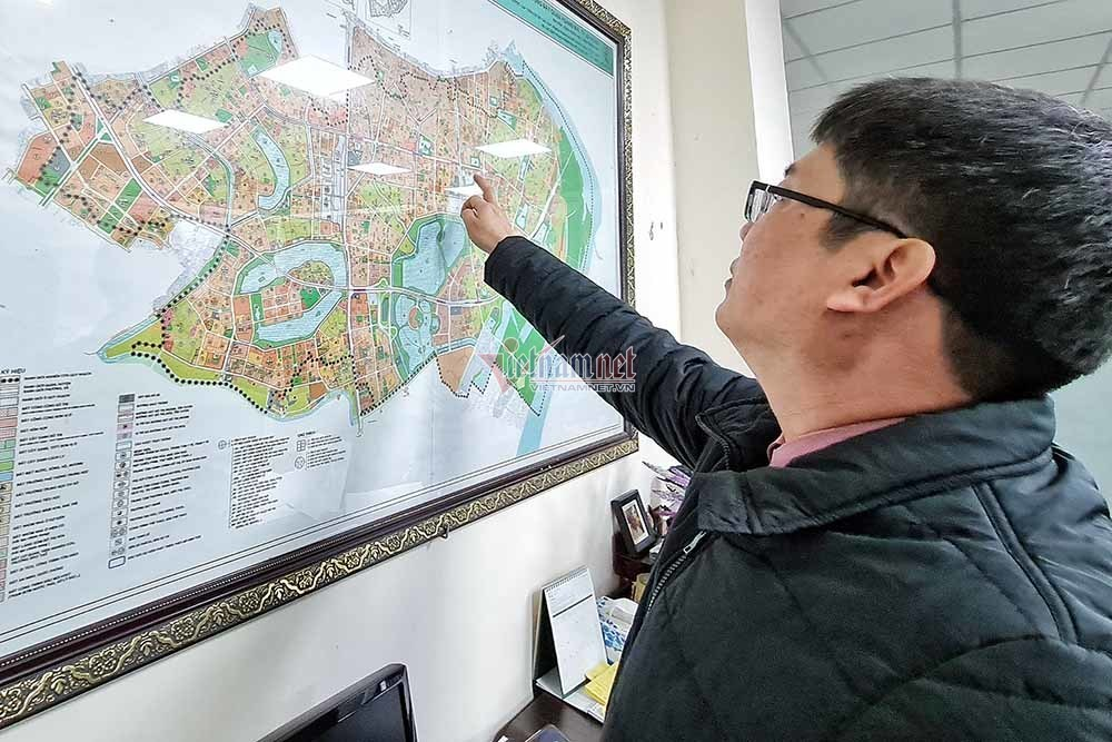 Nửa triệu m2 đất bãi xe đắp chiếu, quận nói 'Hà Nội ra yêu cầu hiện đại quá'