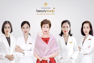 Đội ngũ bác sĩ tạo nên 'bản sắc' cho Thanh Hằng Beauty Medi