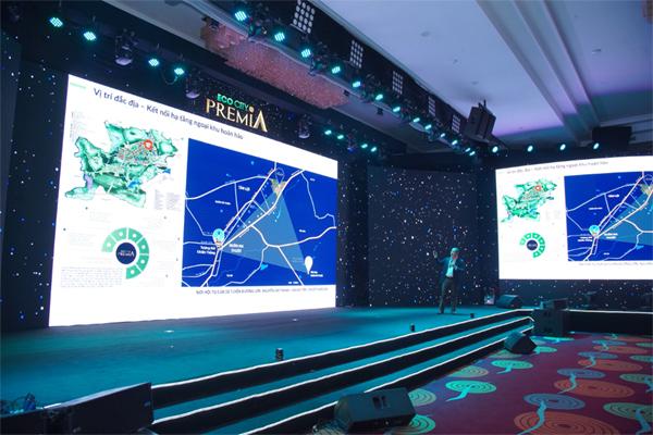 H'Hen Niê cùng 'hành trình kiến tạo biểu tượng phồn vinh' EcoCity Premia