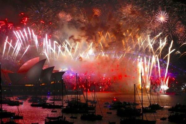 Sydney cấm tập trung đông người ngắm pháo hoa đón năm mới