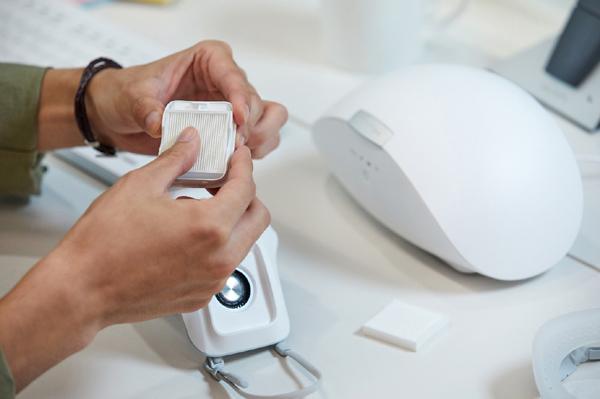 Khẩu trang công nghệ 'ghi điểm' ấn tượng với khả năng lọc khí