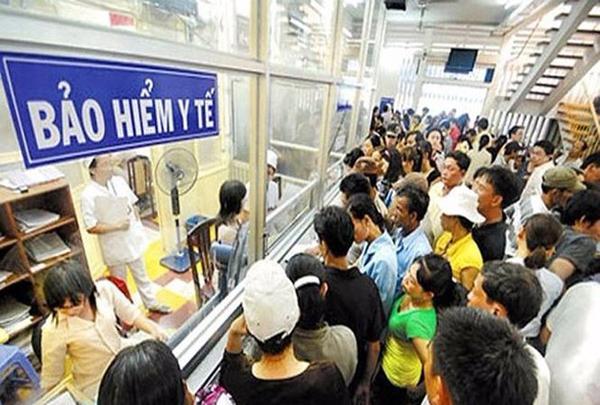 Thông tuyến BHYT nội trú tuyến tỉnh từ 1/1/2021