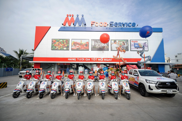 'Điểm cộng' hút khách của mô hình MM Food Service Hưng Phú