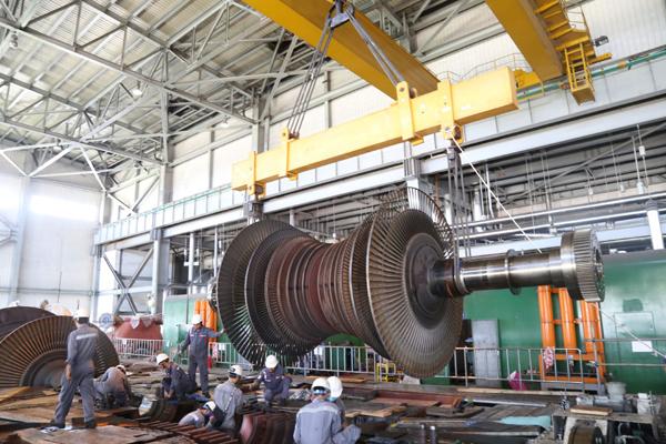 EVNGENCO1 hoàn thành công tác sửa chữa lớn tại các nhà máy nhiệt điện