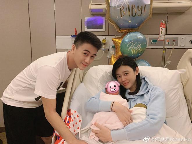 Siêu mẫu nội y Hề Mộng Dao trầm cảm sau sinh vì bị chê bai