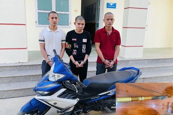 Nam thanh niên bị bắt cóc, ép viết giấy nợ 40 triệu đồng