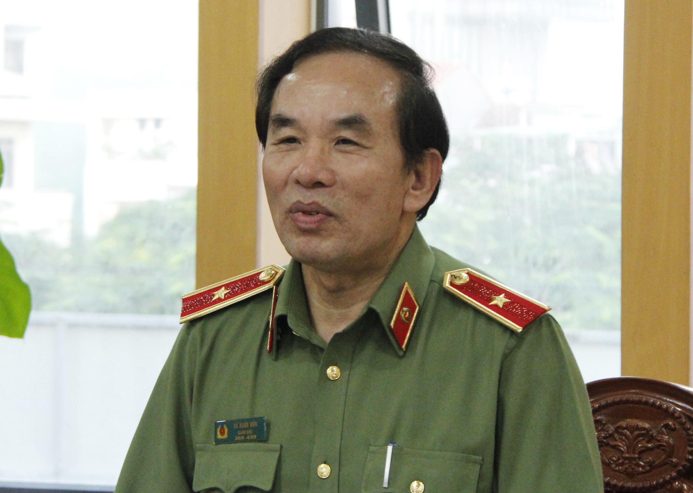 Giám đốc Công an Đà Nẵng thông tin vụ tài xế chết trong tư thế treo cổ