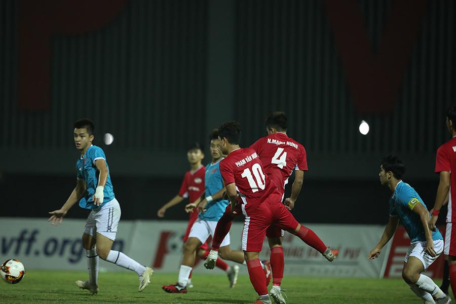 PVF vô địch giải U15 cúp Quốc gia 2020